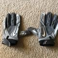 Nike Accessories   Nike Football Gloves   Color: Black/Gray   Size: Xxl