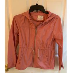 Zara Jackets & Coats   Girls Zara Pink Windbreaker   Color: Pink   Size: 12g