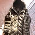 Michael Kors Jackets & Coats | Michael Michael Kors Packable Down Coats | Color: Gray | Size: Medium