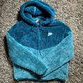 Nike Jackets & Coats   Nike Womens Jacket Winter Blue Sz Xs   Color: Blue   Size: Xs