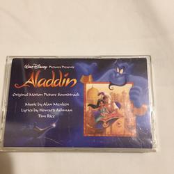 Disney Other | Aladdin Original Motion Picture Soundtrack | Color: Blue | Size: Osg