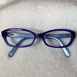 Nine West Accessories | Nine West Nw5059 Eyewear Frame | Color: Blue | Size: 52-16-135