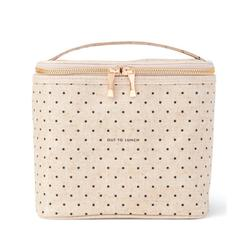 Kate Spade Bags | Kate Spade Out To Lunch Insulated Lunch Bag | Color: Black/Cream | Size: Os