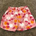 Lilly Pulitzer Bottoms | Lilly Pulitzer Baby Shorts 12 - 18 Months | Color: Pink/Red | Size: 12-18mb