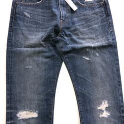 J. Crew Jeans | J.Crew 484 Selvedge Denim Jeans - Size 3134 | Color: Blue | Size: 31
