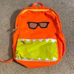 J. Crew Accessories   Crewcuts Back Pack   Color: Orange   Size: Osb