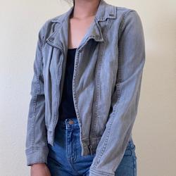 Levi's Jackets & Coats | Levis Denim Jacket | Color: Black | Size: M