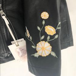 Jessica Simpson Jackets & Coats | Jessica Simpson Girls Big Faux Fur Jacket | Color: Black | Size: 1416