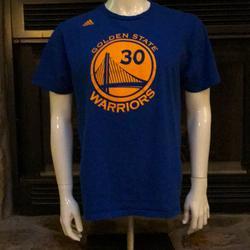 Adidas Shirts   Adidas San Francisco Warriors Curry Tee   Color: Blue   Size: L