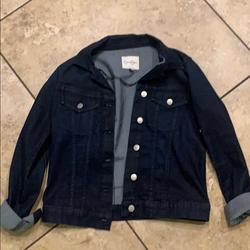 Jessica Simpson Jackets & Coats | Jean Denim Jacket | Color: Blue | Size: S