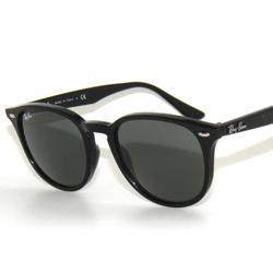Ray-Ban Accessories | Ray Ban Sunglasses 4259 60171 Black Green Rayban | Color: Black/Green | Size: Os