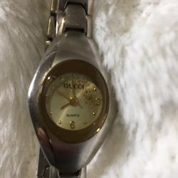 Gucci Accessories | Ladies Gucci Watch | Color: Gray/Silver | Size: Os