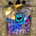 Disney Other | Disney Sully Backpack | Color: Black | Size: Os