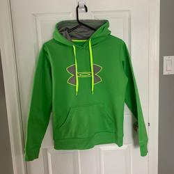 Under Armour Other | Hoodie | Color: Green | Size: S