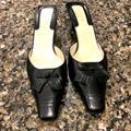 Gucci Shoes | Gucci Mules | Color: Black | Size: 8