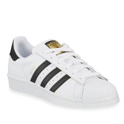 Adidas Shoes | Adidas Originals Women'S Superstar Casual Sneakers | Color: Black/White | Size: 6.5