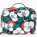 Kate Spade Bags | Nwt~Kate Spade~*Spacious* Martie Nylon Travel Case | Color: Green/Red | Size: Nwt! Kate Spade Martie Nylon Travel Case