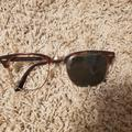 Ray-Ban Accessories | Ray-Ban Clubmaster Tortoiseshell And Gold Sunglass | Color: Brown/Gold | Size: 5121