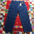 Carhartt Jeans | Nwt Carhartt Flame Resistant Mens Jeans 4032 | Color: Blue | Size: Tag 4032