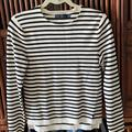 Polo By Ralph Lauren Sweaters | Polo Ralph Lauren Black And Off White Sweater | Color: Black/White | Size: M