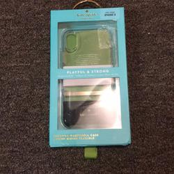 Kate Spade Accessories | Kate Spade New York Case Iphone X Case | Color: Green | Size: Iphone X Case