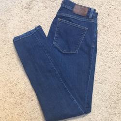 Ralph Lauren Jeans   Euc Lauren Jeans Co Ralph Lauren Skinny Jeans Sz 8   Color: Blue   Size: 8