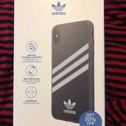Adidas Accessories   Adidas New In Box Iphone 6.5 Snap Case   Color: Black   Size: 6.5