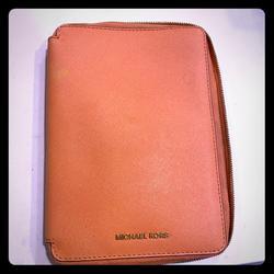 Michael Kors Accessories | Ipad Mini Or Tablet Case | Color: Orange | Size: Os