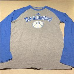 Adidas Shirts & Tops   Adidas Youth Golden State Warriors   Color: Blue/Gray   Size: Youth Xl