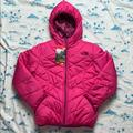 The North Face Jackets & Coats | North Face Reversible Perrito Jacket Cabaret Pink | Color: Pink | Size: Xlg