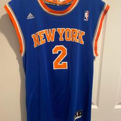 Adidas Shirts | Raymond Felton New York Knicks Jersey | Color: Blue/Orange | Size: S