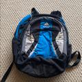 Adidas Accessories | Adidas Backpack | Color: Black/Blue | Size: Osb
