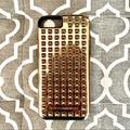 Rebecca Minkoff Accessories   Rebecca Minkoff Gold Studded Iphone 6 Tough Case   Color: Gold   Size: Iphone 6