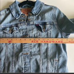Levi's Jackets & Coats | Levis Jean Jacket Levis Classic Trucker Jacket | Color: Blue | Size: Sj