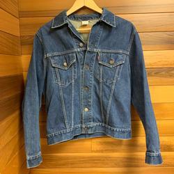 Levi's Jackets & Coats   Levis Vintage Original Denim Jean Trucker Jacket   Color: Blue   Size: M - Can Fit Multiple Sizes
