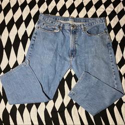 Ralph Lauren Jeans | Ralph Lauren Polo Jeans Co Mens Blue Denim Jeans | Color: Blue | Size: 38