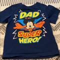 Disney Shirts & Tops | Disney T-Shirt | Color: Blue | Size: 4tb