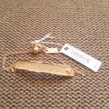Coach Jewelry | Nwt Rose Gold Coach Bracelet | Color: Gold | Size: Os