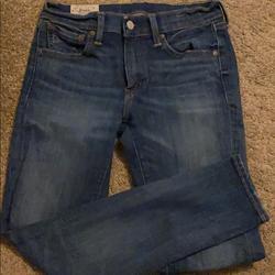 Polo By Ralph Lauren Jeans | Polo Ralph Lauren Denim Ankle Jeans | Color: Blue | Size: 27