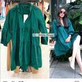 Zara Dresses   Lastzara Voluminous Dress, Bloggers Favorite   Color: Green   Size: Various