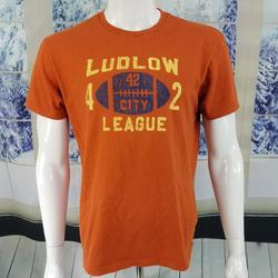 J. Crew Shirts   J. Crew T-Shirt Athletic Shirt Orange   Color: Orange   Size: M