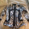Lululemon Athletica Jackets & Coats | Lululemon Jacket | Color: Black/White | Size: 8
