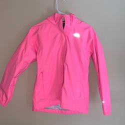 The North Face Jackets & Coats   North Face Resolve Reflective Jacket (Rain Jacket)   Color: Pink   Size: Girls Large : 14-16