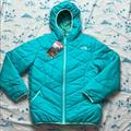 The North Face Jackets & Coats | North Face Reversible Perrito Jacket Ion Blue | Color: Blue/Green | Size: Lg