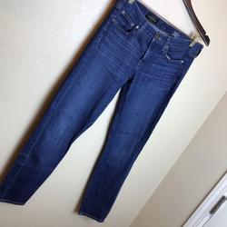 J. Crew Jeans | J. Crew | Denim Ankle Toothpick Jeans | Color: Blue | Size: 30