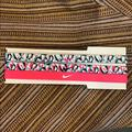Nike Accessories | Nike 3 Pack Of Headbands | Color: Gray/Pink | Size: Elastic