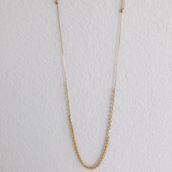Madewell Jewelry | Madewell Necklace | Color: Gold | Size: Os