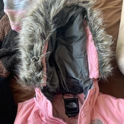 The North Face Jackets & Coats   North Face Vest Puffy Down Vest 550 The North Face   Color: Pink   Size: Xs