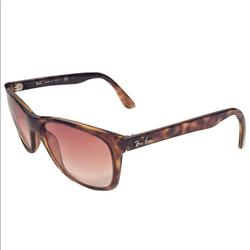Ray-Ban Accessories | Ray Ban Rb 4181 Tortoise Brown Sunglasses | Color: Brown | Size: Os