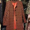 Nine West Jackets & Coats   Nine West Jacket.   Color: Black/Red   Size: 10